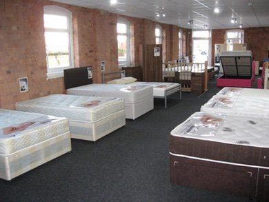 Nottingham's widest selection of beds  Our goal is to provide you with an excellent comfy bed for a great nights sleep. At Onestop Interiors we stock it all. Whether it's a bedstead, headboard, bed frame, divan beds or mattress. We have a huge selection a